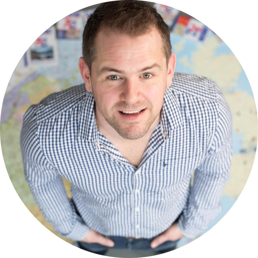 Chris Holbrook - Free Postcode Lottery Founder