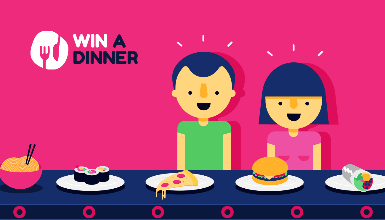 1,381 Dinners won so far! – Pick My Postcode